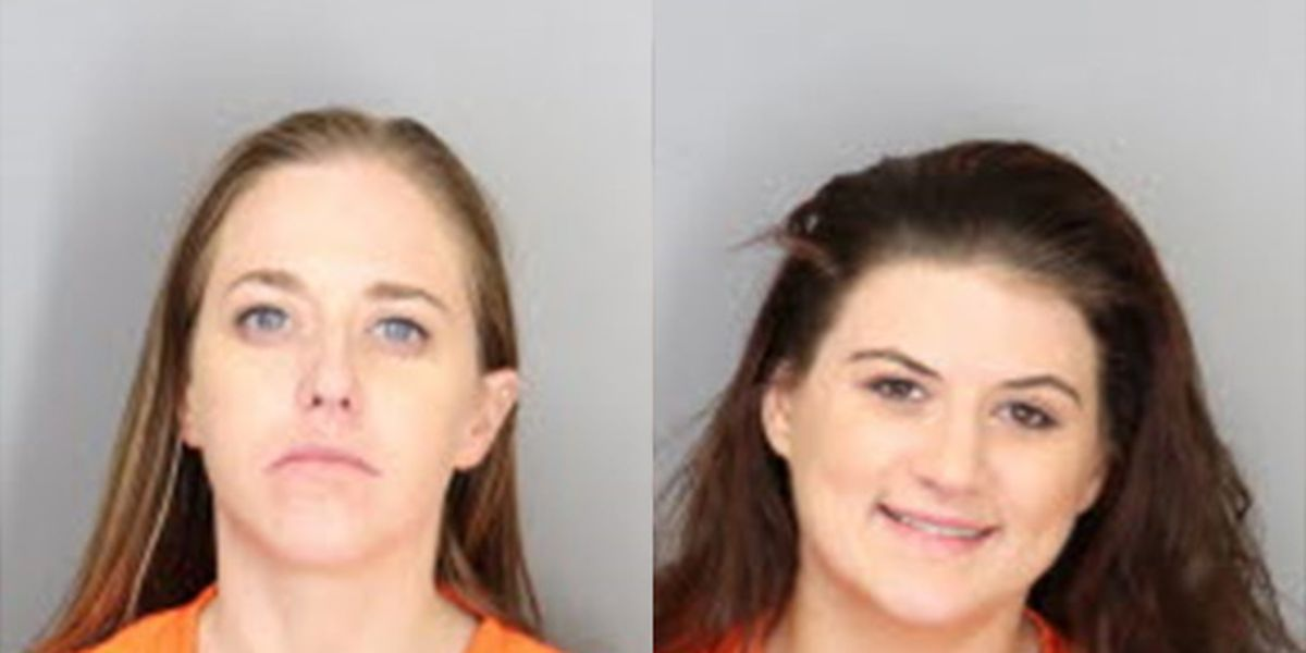 Women arrested for stealing over $1K in merchandise from Dillard's