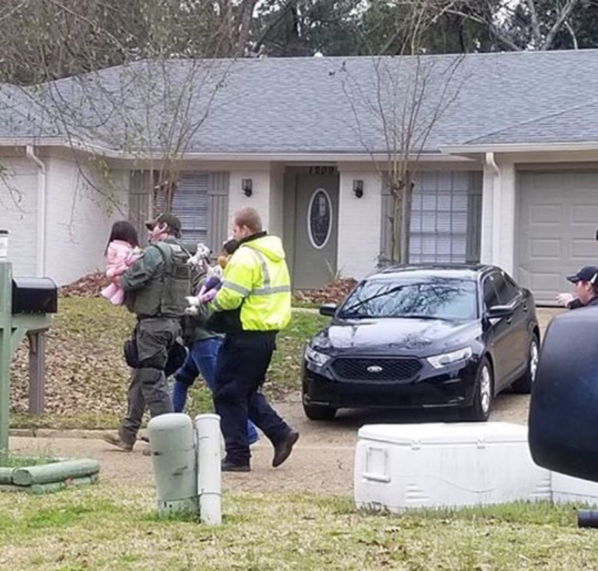 4 Hostages Killed During Mississippi Standoff; Shooting