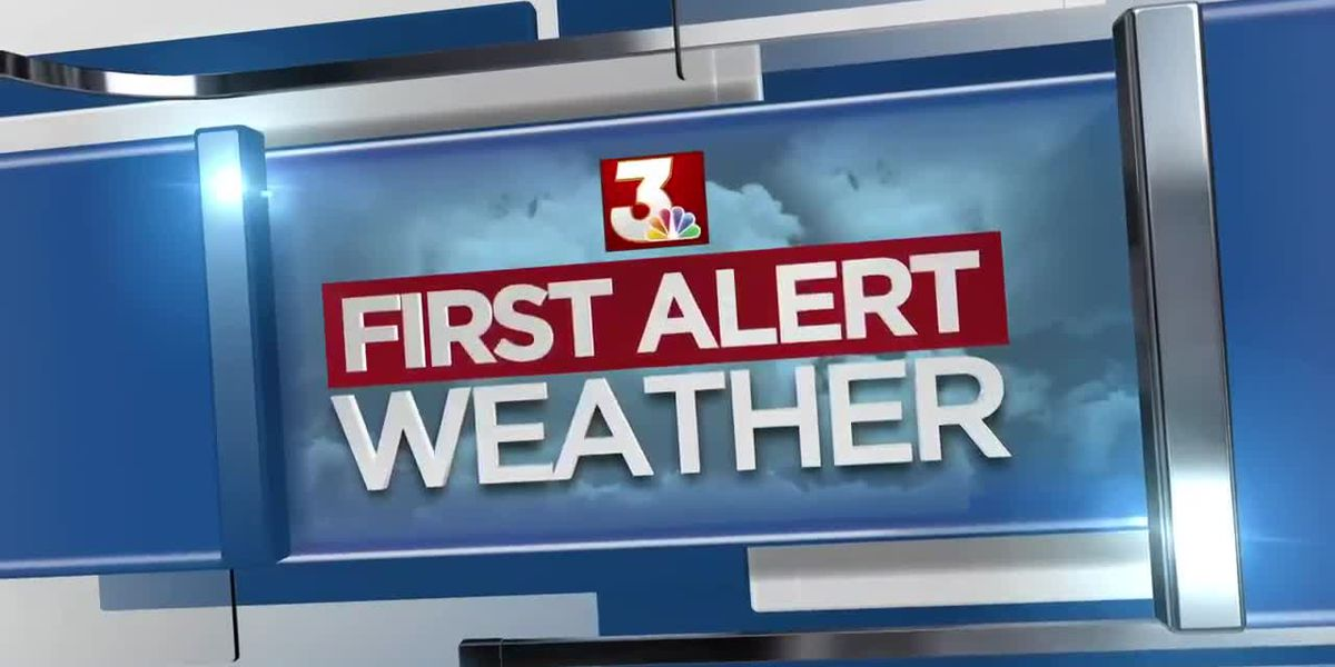 First Alert Forecast: storm risk continues Friday, Saturday