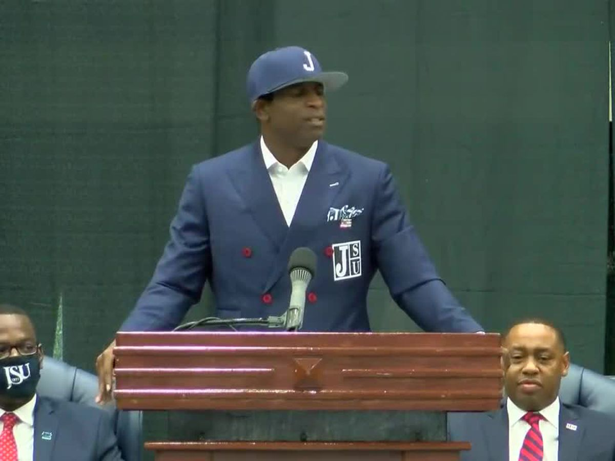Business owners express excitement over Coach Deion Sanders' arrival at JSU