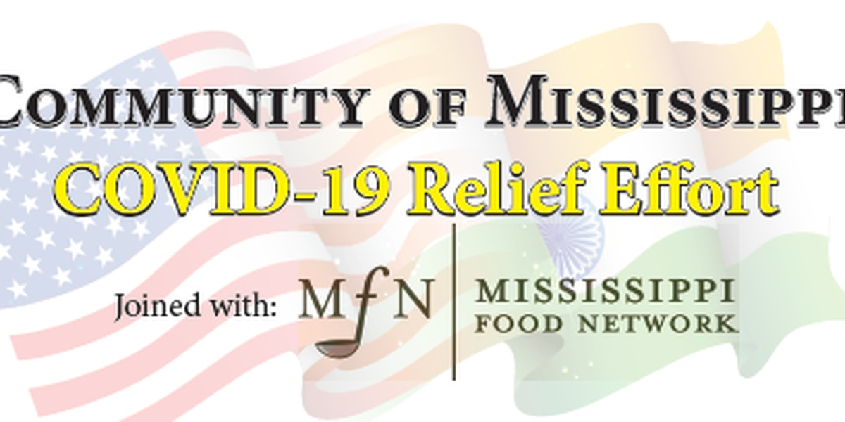 Miss. Indian community raises funds for Mississippi Food Network during COVID-19 pandemic