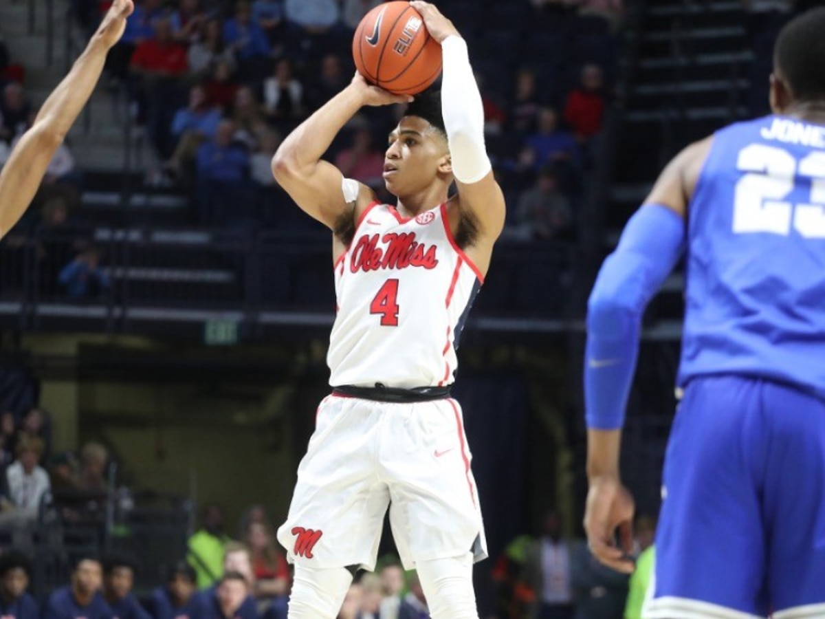 Tyree achieves career-high as Rebels dominate MTSU