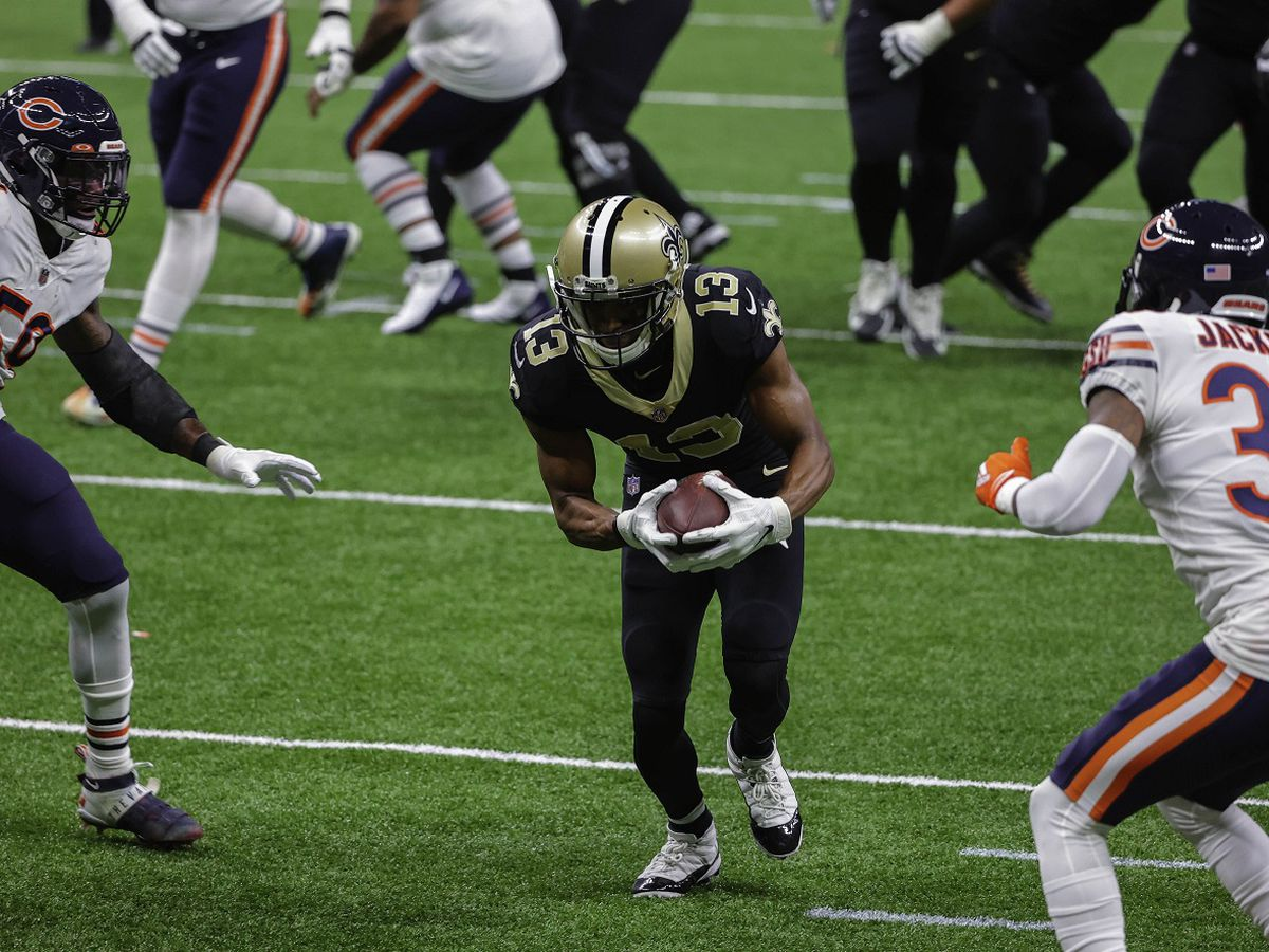Strong second half effort advances Saints into divisional round of the playoffs