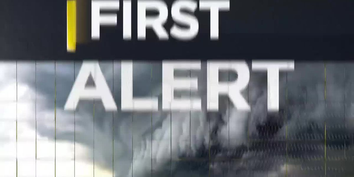 First Alert Forecast: Alert Day Issued for Tonight into Monday Morning