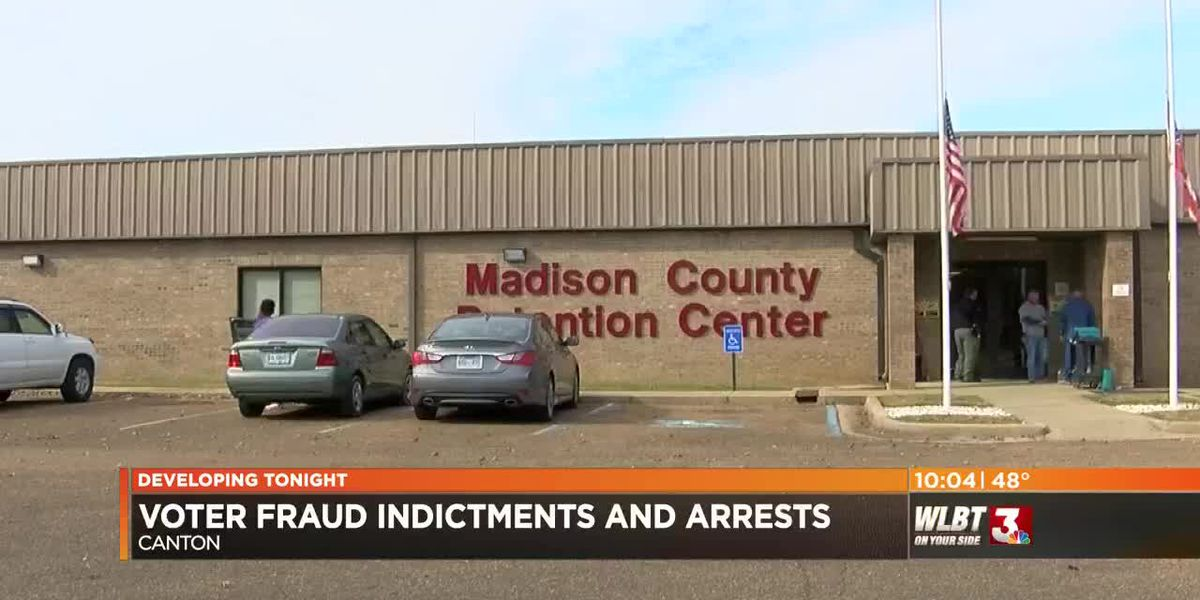 VIDEO: Voter fraud indictments served to several officials in Canton - 10pm