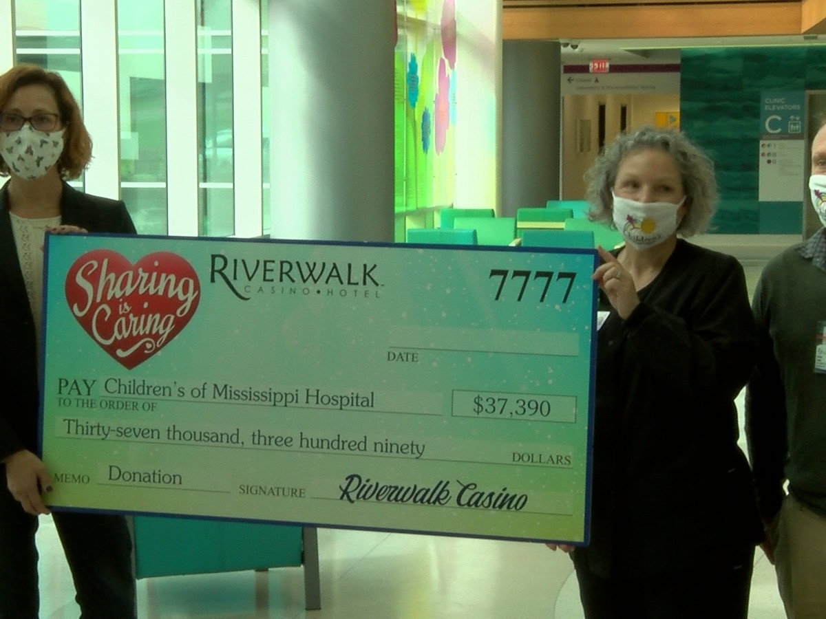 Christmas comes early for only children's hospital in Miss.