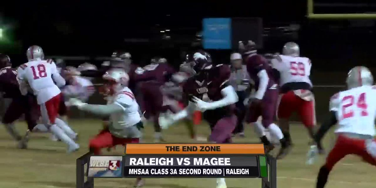 Magee moves on with win over Raleigh