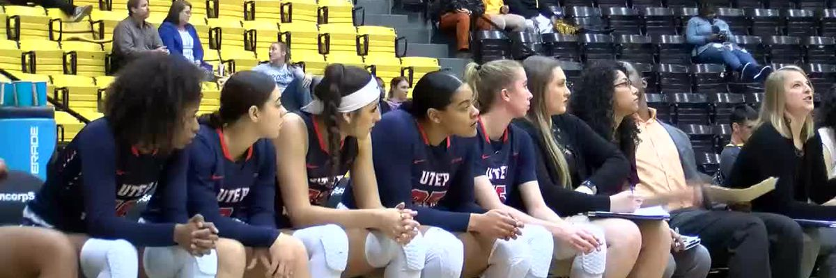 USM women drop first CUSA game of the season