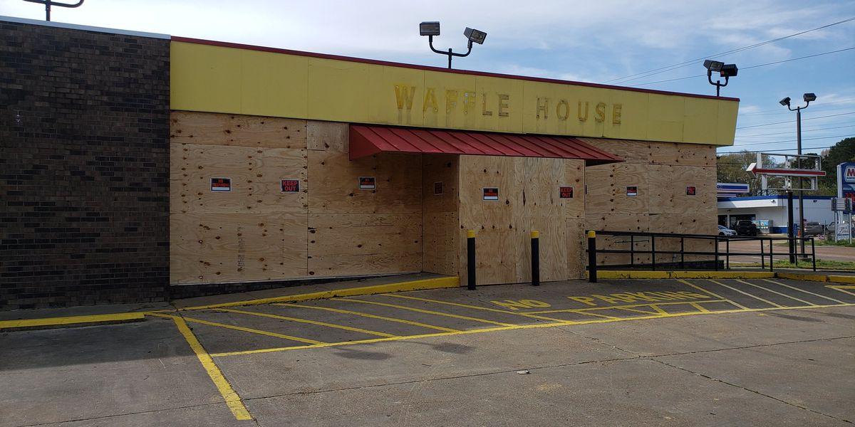 McDowell Waffle House shut down following robberies, shootings