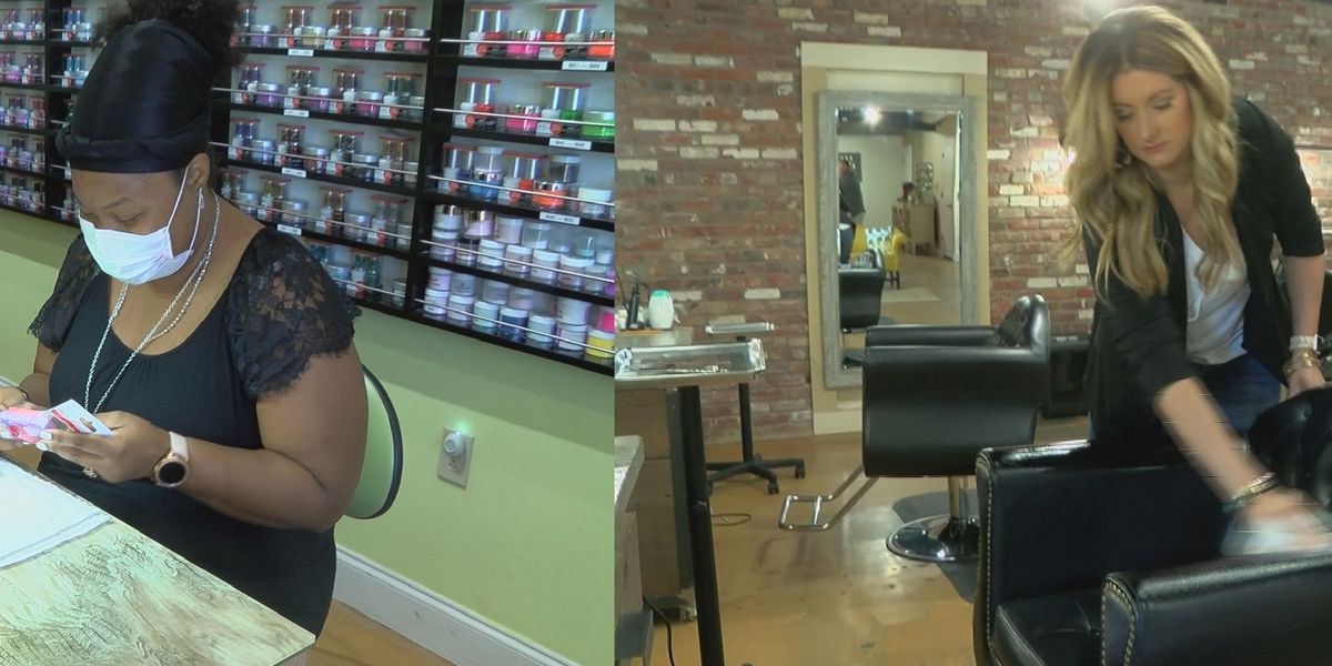 Salons eager to reopen after under new safety guidelines