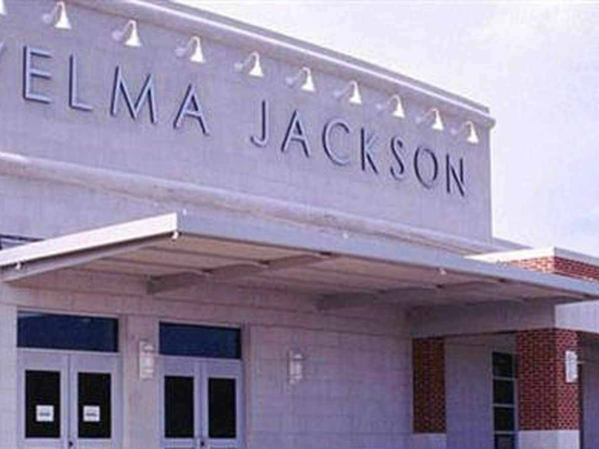 Velma Jackson High School transitions to distance learning
