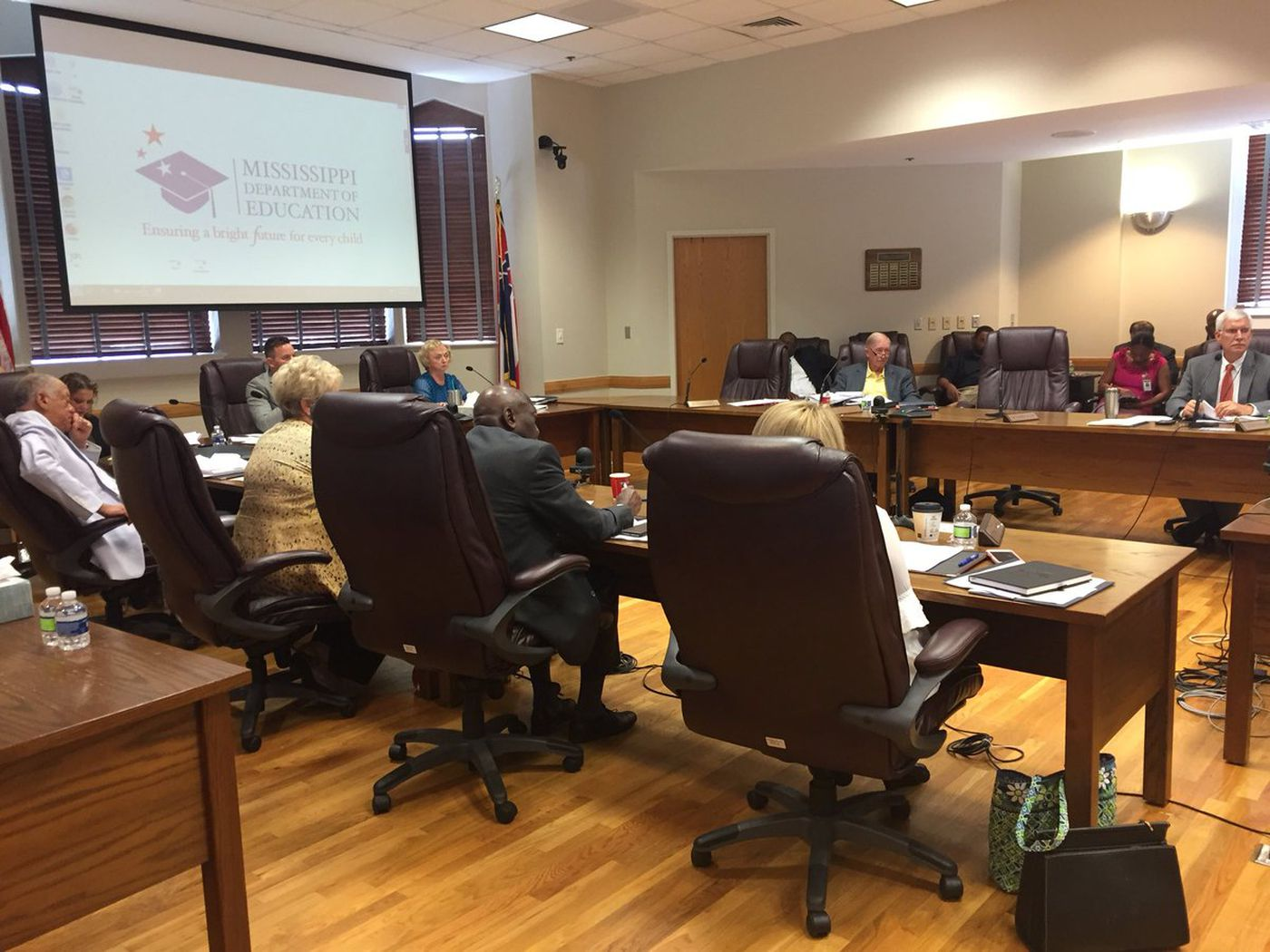 Mississippi Board of Education delays approval of A-F grades