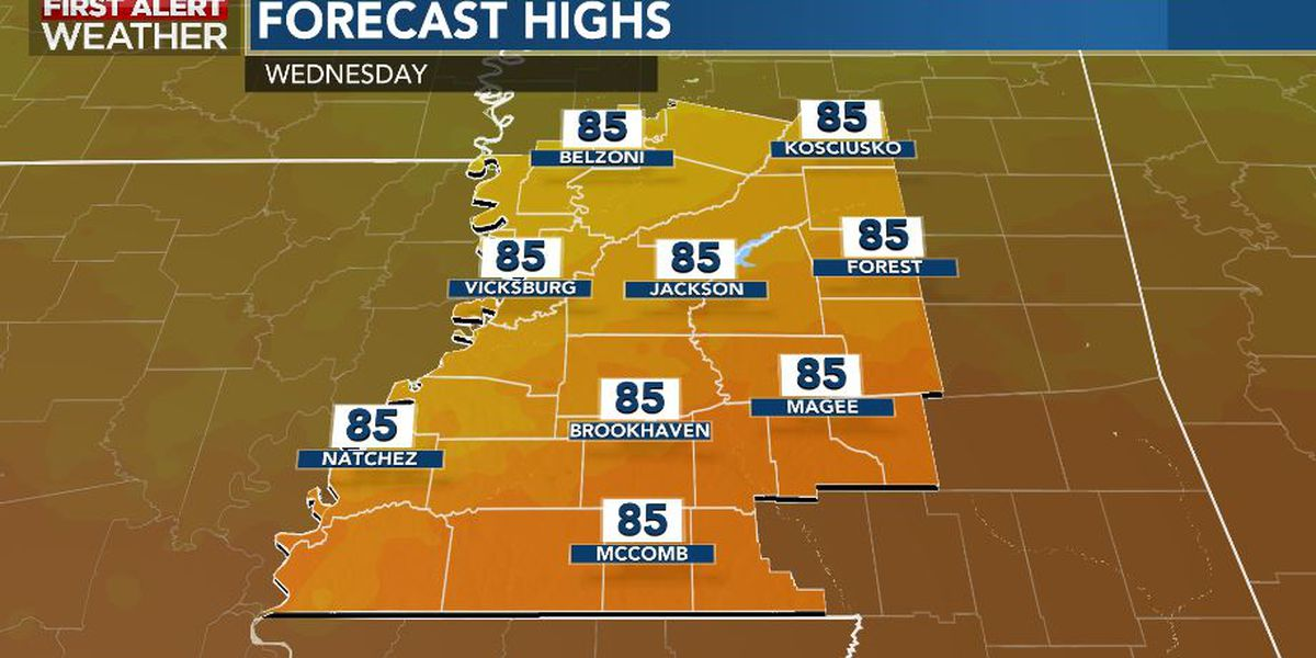 First Alert Forecast: Severe weather possible today, tonight; Easter Sunday now an ALERT DAY